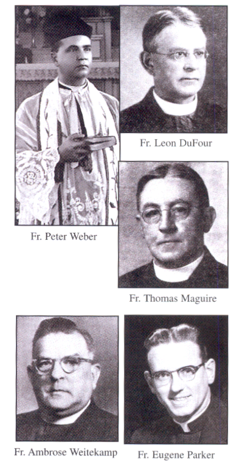 Image of Fathers of St Mary