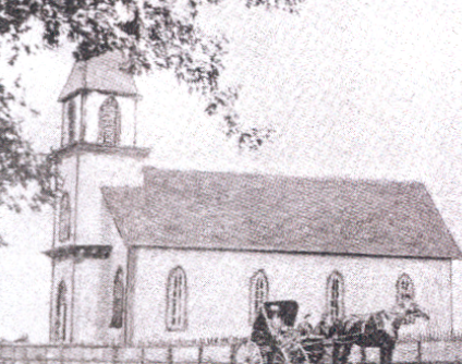 First Catholic Church in Tampico