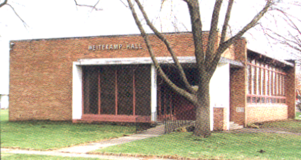 Image of Weitekamp Hall